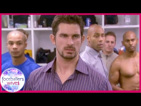 Jason Turner Benched Over Attack | Footballers Wives