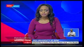 KTN Prime: MP Oscar Sudi Dismisses CS Nkaissery's Threats, September 24th 2016