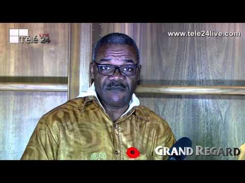 TÉLÉ 24 LIVE: BABA MONGITA un proche de JB MPIANA, pleure et dit non au concert du 21 Décembre 2013 au Zénith de Paris