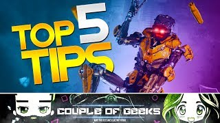"""Lawbreakers: Top 5 Tips For New PlayersHello Fellow Breakers! We are back with a New Video and this time it's about giving a few """"Obvious"""" but required tips for those new to the game! Now if you have tips or advice please feel free to leave your thoughts in the comments section below!Lawbreakers Discord: https://discordapp.com/invite/0zkX7vahALB3hshUOther Links:Twitter: https://twitter.com/cofgeeksFacebook: https://www.facebook.com/CoupleOfGeeks/Our Website: www.cofgeeks.comInstagram: https://www.instagram.com/coupleofgeekz/"""