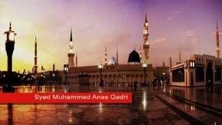New Arabic Naat Muhammad Nabina - Syed Muhammed Anas Qadri 2012