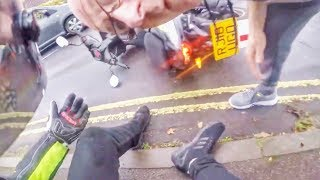 Video Stupid, Crazy, Angry & Nice People Vs Bikers 2018 [Ep.#591] ROAD RAGE MP3, 3GP, MP4, WEBM, AVI, FLV Desember 2018