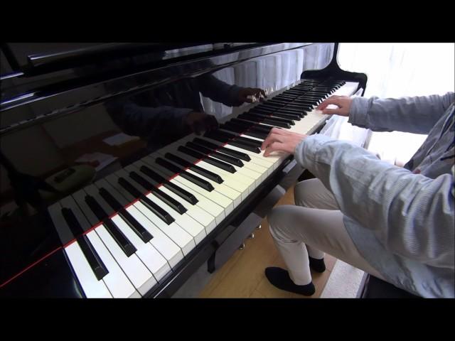 簡単バージョン~「ハッペルベルのカノン(Canon)」をピアノで弾いてみた♪