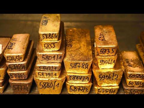 Gold aus Müll: Firma »Agosi« stellt Gold aus Industri ...