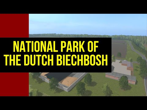 National park of the dutch biechbosh v1.0.0