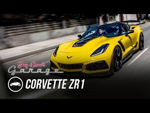 2019 Corvette ZR1 - Jay Leno's Garage (видео)