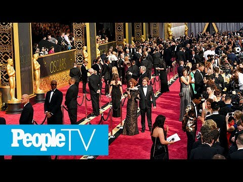 Hollywood's Biggest Night Red Carpet: Watch Nominees Arrive | PeopleTV | Entertainment Weekly