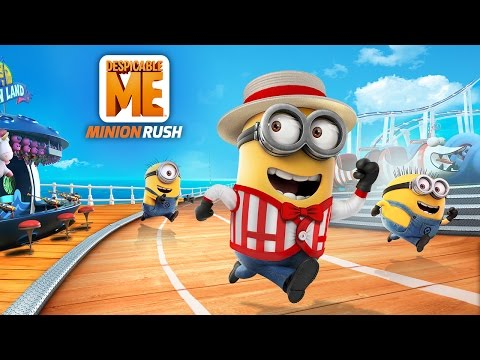 Despicable Me: Minion Rush - Trip to the Theme Park - Update Trailer - Thời lượng: 0:50.