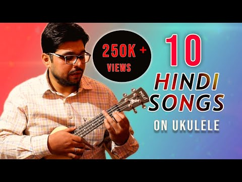 Video Play 10 hindi songs in 10 minutes on Ukulele download in MP3, 3GP, MP4, WEBM, AVI, FLV January 2017