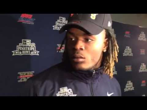 Shamarko Thomas Post-Game Interview video.