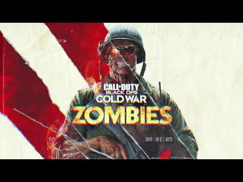 "Call of Duty Black Ops Cold War - Zombies Reveal Trailer Song  ""Tainted Love"""