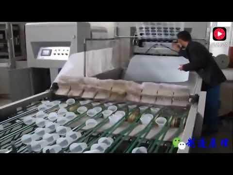 Cận cảnh Nhà Máy Sản Xuất Ly Nhựa Hơn 30 Triệu Ly Mỗi Ngày