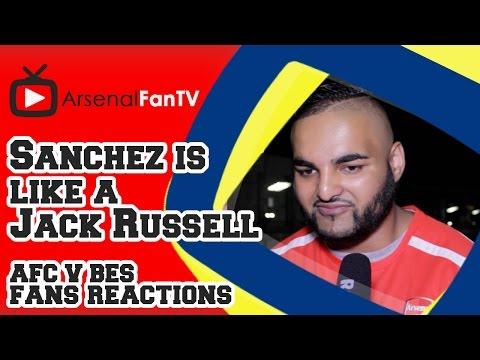 Like - Alexis Sanchez is like a little Jack Russell Dog - Arsenal 1 Besiktas 0 AFTV APP: IPHONE : http://goo.gl/1TNrv0 AFTV APP: ANDROID: http://goo.gl/uV0jFB AFTV ONLINE SHOP : http://tiny.cc/el3rrw...