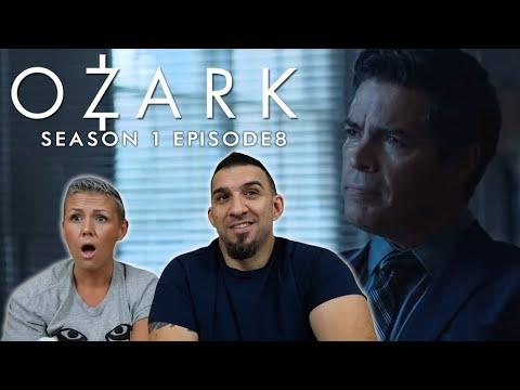 Ozark Season 1 Episode 8 'Kaleidoscope' REACTION!!