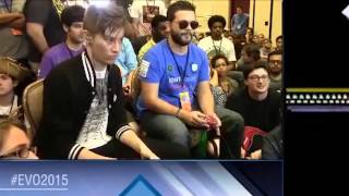 Hungrybox's EVO 2015