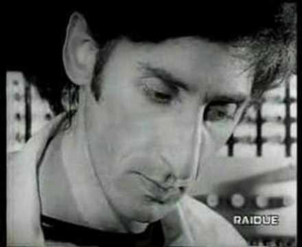 40 secondi di immagini rarissime di franco battiato - 1972