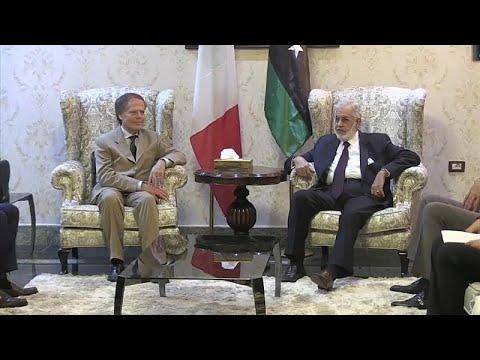 Italien und Libyen erneuern Freundschaftsvertrag von  ...