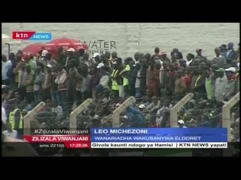 Zilizala Viwanjani: Kenya yatafuta kikosi cha Olimpiki 2016, 30th June 2016 Sehemu ya Kwanza