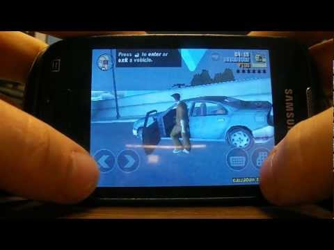 Grand Theft Auto 3 240X320 На Андроид Скачать