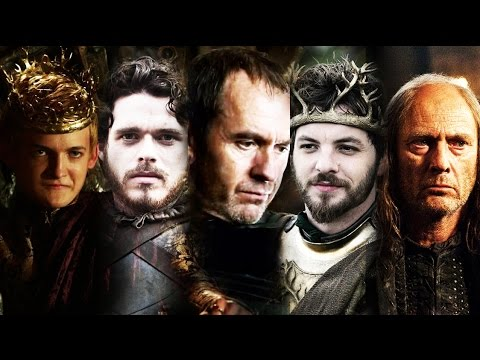 The War Of The Five Kings | Game Of Thrones Tribute