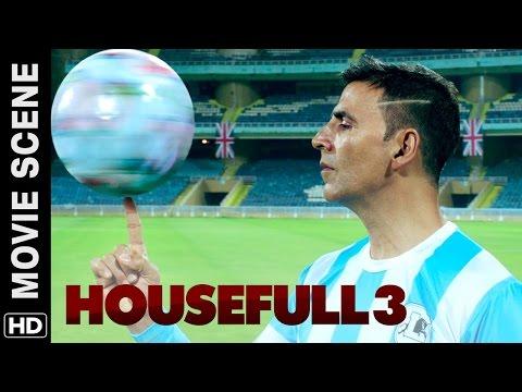Akshay turns Sundi | Housefull 3 | Movie Scene