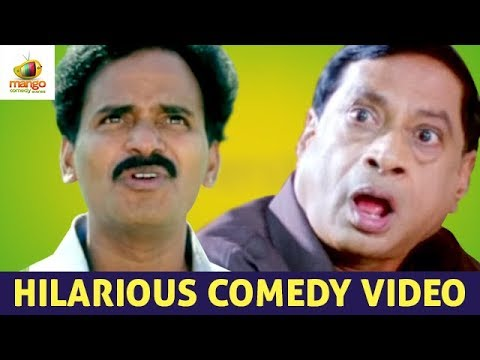 Best Hindi Comedy | Venu Madhav and MS Narayan Comedy Scene | Ek Takkar Movie | Mango Comedy Scenes