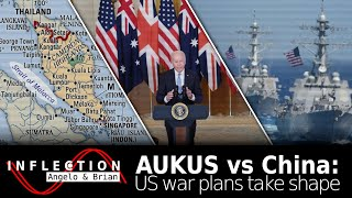 Planning for war with China