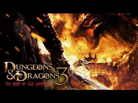 DUNGEONS & DRAGONS 3 : THE BOOK OF VILE DARKNESS ( 2012 Anthony Howell ) B-Movie Review
