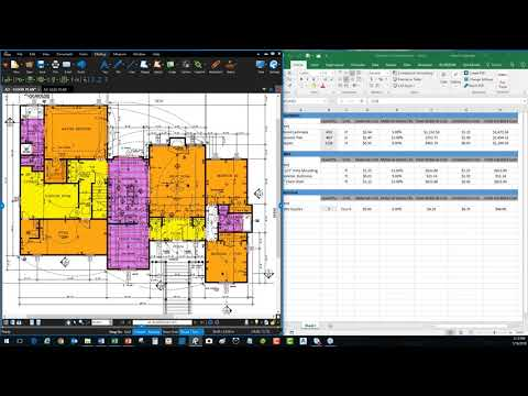 Bluebeam Revu & Microsoft Excel – Perfect Together!