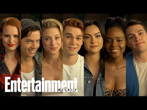 KJ Apa, Cole Sprouse & Riverdale Cast Tell You How To Practice Safe Shipping | Entertainment Weekly