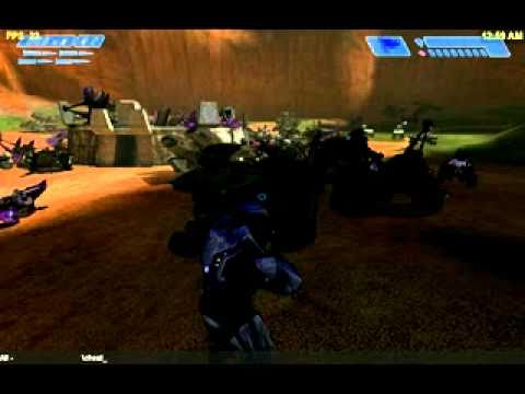 how to spawn vehicles in halo ce