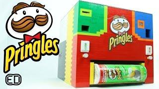 Lego Pringles Machine | Original and Sour Cream & Onion