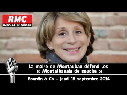 La maire de Montauban défend les «Montalbanais de souche» (+vidéo)