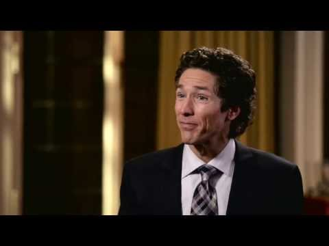 joel - Moira Brown sits down with Joel Osteen to talk about how he never wanted to be a preacher, his ministry, and his new book,