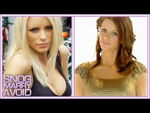 Takes 4 Hours To Get Ready Emma B & Dancing Queens P2G | S2 EP11 | Snog, Marry, Avoid?