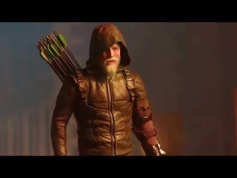 The Arrow's coolest comeback