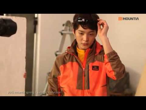JooWon - Mountia 2015 Spring/Summer Photoshoot Making Film (видео)
