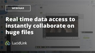 Real-time data access for remote team collaboration