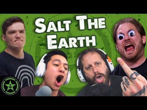Best of Achievement Hunter - Salt the Earth (видео)