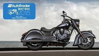 5. 2015 Best Cruiser - Indian Chief Dark Horse - Best Bike Awards