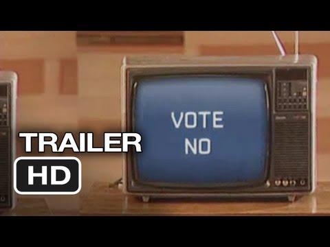 No Official Trailer #1 (2013) - Gael García Bernal Movie HD