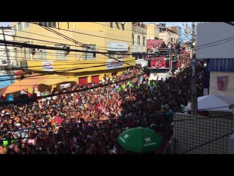 Lá Fúria no Carnaval do Nordeste de Amaralina 2017