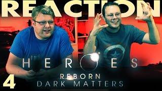 Heroes Reborn: Dark Matters Episode 4 June 13th Reaction!!!