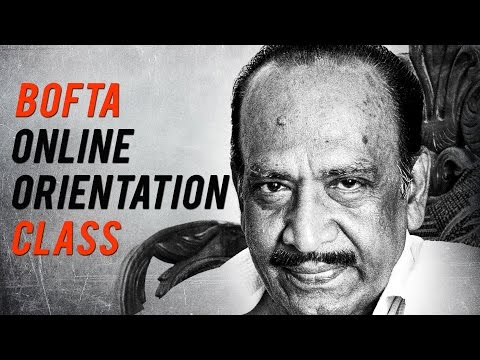 Bofta-Online-Orientation-Class-by-Director-Mahendran