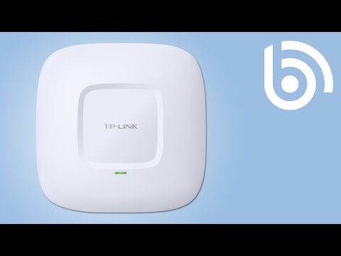 TP LINK EAP Series Introduction