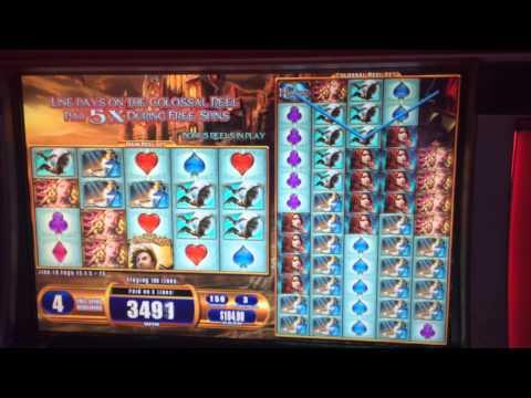 Van Helsing Slot Huge Jackpot        $7.50 bet