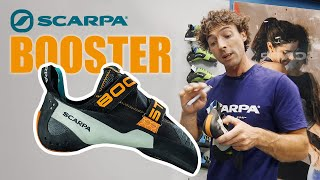 *NEW* SCARPA Booster climbing shoes for 2020 by WeighMyRack
