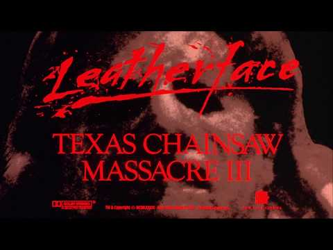 Leatherface: Texas Chainsaw Massacre III (1990) - HD Trailer [1080p]