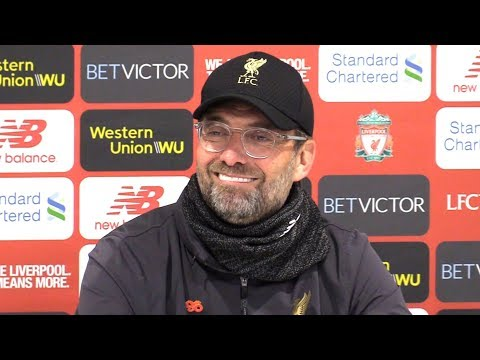Liverpool 2-0 Chelsea - Jurgen Klopp Full Post Match Press Conference - Premier League