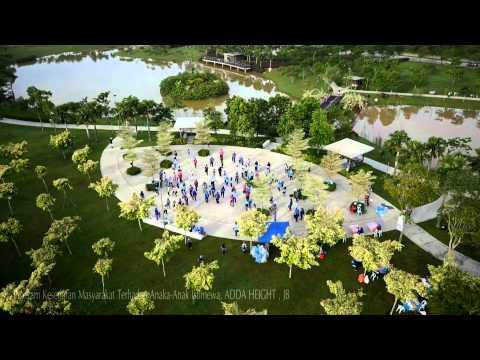 Autism Day, JOHOR BAHRU – Aerial Video